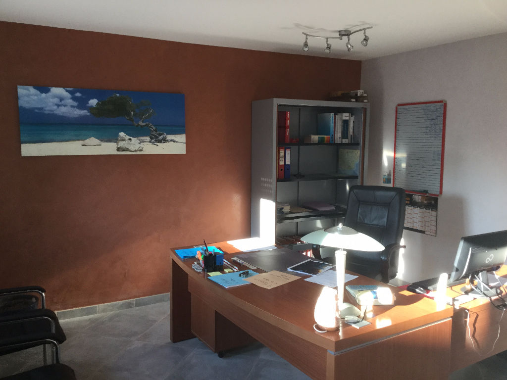 Local commercial Le Cannet Des Maures 284 m2